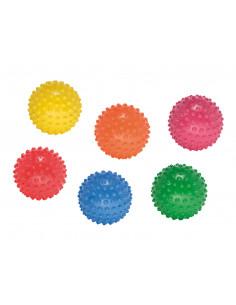 Prindere usoara, set de 6 mingi arici