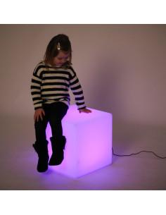 Cub Senzorial Luminos