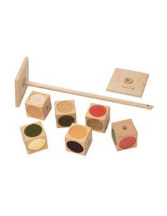 Cuburi tactile