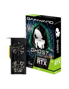Placa video Gainward GeForce® RTX™ 3060 Ghost OC, 12GB GDDR6, 192-bit