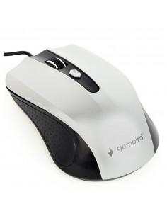 MOUSE GEMBIRD, PC sau NB, cu fir, USB, optic, 1200 dpi
