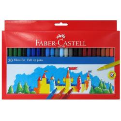 Carioci Faber-Castell, 24 culori