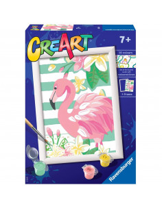 CREART - PICTURA FLAMINGO