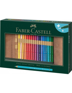 ROLLUP 30 CREIOANE COLORATE A.DURER + ACCESORII FABER-CASTELL