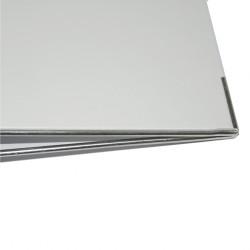 Biblioraft Noki Plastifiat, 7.5cm, Rosu