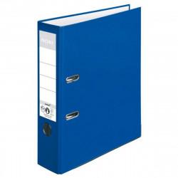 Biblioraft Noki Plastifiat, 5 cm, Albastru