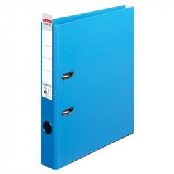 Biblioraft Herlitz A4 5 cm Pp Interior-Exterior Albastru Deschis