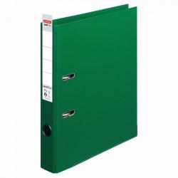 Biblioraft Herlitz A4 5 cm Pp Interior-Exterior Chromcolor Verde