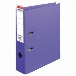 Biblioraft Herlitz A4 8 cm Pp Interior-Exterior Violet