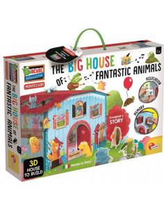 Joc Montessori - Casuta animalelor fantastice
