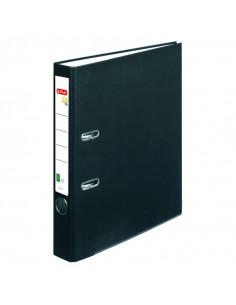 Biblioraft Herlitz One File A4 5 Cm Fsc Negru