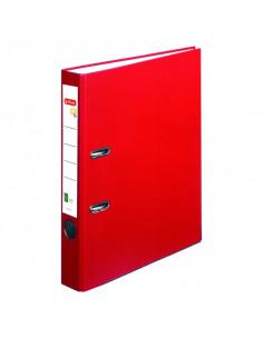 Biblioraft Herlitz One File A4 5 Cm Fsc Rosu