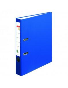 Biblioraft Herlitz One File A4 5 Cm Fsc Albastru