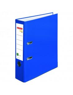 Biblioraft Herlitz One File A4 8 Cm Fsc Albastru