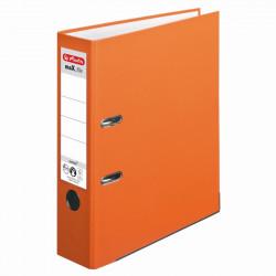 Biblioraft Herlitz A4 8 cm Pp Orange Herlitz