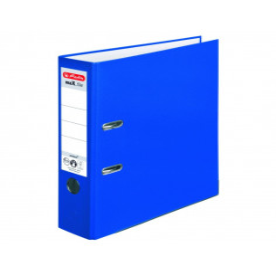 Biblioraft Herlitz A4 8 cm Pp Albastru Herlitz
