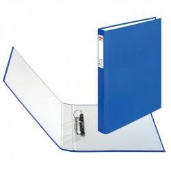 Caiet Mecanic Herlitz A4, 2 Inele Albastru