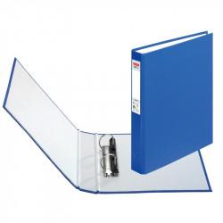 Caiet Mecanic Herlitz A5, 2 Inele Albastru