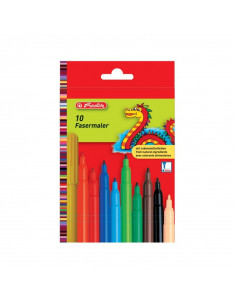 Carioci Herlitz Green Line, Set 10, 2 mm