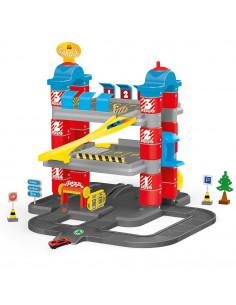 Set de constructie - Garaj cu 3 niveluri