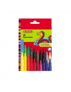 Carioci Herlitz, Set 20, 2 mm