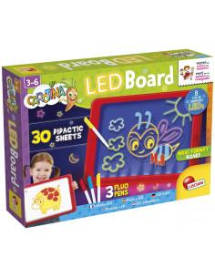 Tablita pentru desen cu LED
