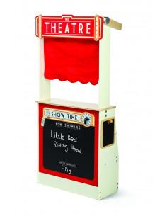 Joc de rol 2 in 1 - Magazinul orasului si teatru