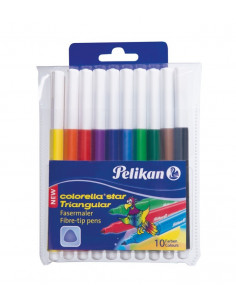 Carioci Pelikan Colorella Star C303, Set 10