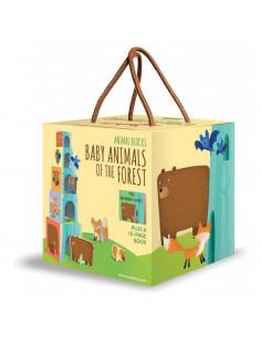 Eco-Blocks - Animalutele si puii lor