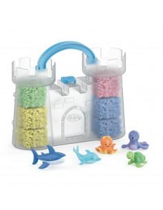 Spuma de modelat Playfoam™ - Castelul de nisip