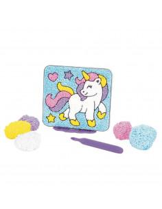 Spuma de modelat Playfoam™ - Coloram unicornul