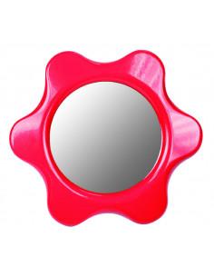 Oglinda floricica pentru bebelusi