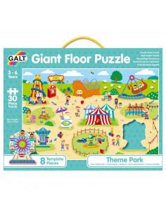 Puzzle Podea: Parcul de distractii (30 piese)