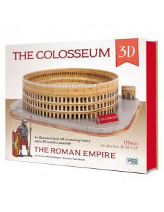 Puzzle 3D - Colosseum