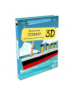 Puzzle 3D - Titanic