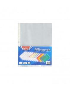 Folie de protectie Noki Cristal, 75 microni, A4, 100 folii/set