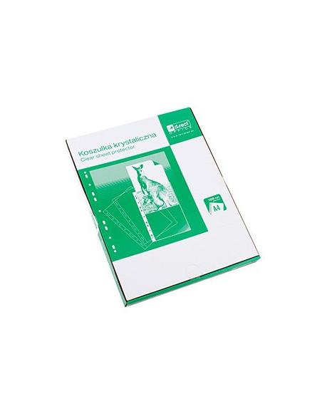 Folie Protectie A4 D.Rect 9031 55 Mic. 100/Set