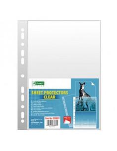 Folie Protectie Cristal A4 D.Rect 40 Mic. 100/Set