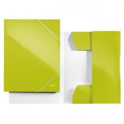 Mapa Carton Leitz Cu Elastic Wow, verde