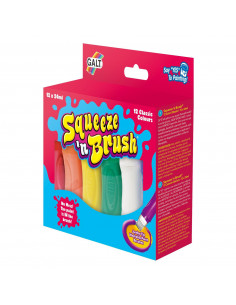 Squeeze'n Brush - 12 culori