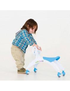 Vehicul fara pedale - Walk 'n' Ride (albastru)