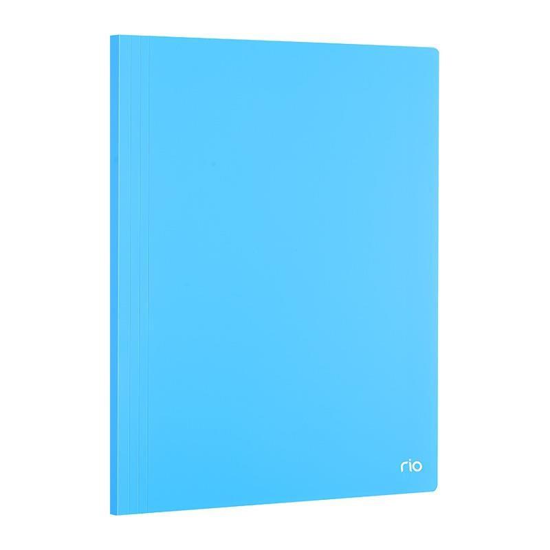 Mapa Prezentare Deli, Coperte Flexibile 20 Folii, albastru