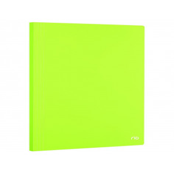 Mapa Prezentare Deli, Coperte Flexibile 20 Folii, verde