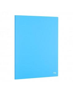 Mapa Prezentare Deli, Coperte Flexibile 100 Folii, albastru