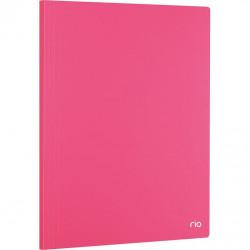 Mapa Prezentare Deli, Coperte Flexibile 10 Folii, roz