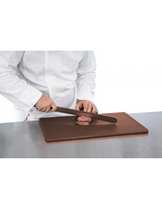 CUTIT SHAORMA PROFESIONAL 38 CM, CHEF LINE, COOKING BY