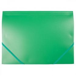 Mapa Plastic Cu Elastic A4 - Verde