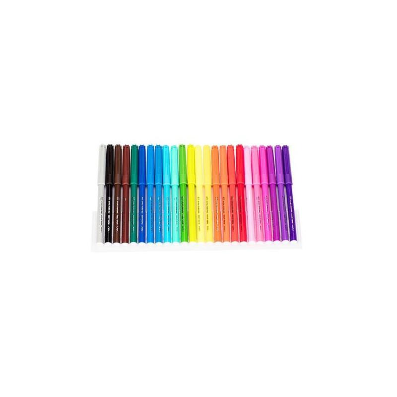 Carioci Deli, 24 Culori