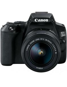 Camera foto Canon DSLR EOS 250D + 18-55 DC III kit, Black