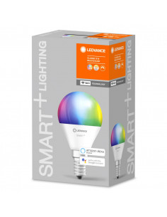 Bec Led Ledvance SMART+ WiFi Mini Bulb Multicolour, E14, 5W